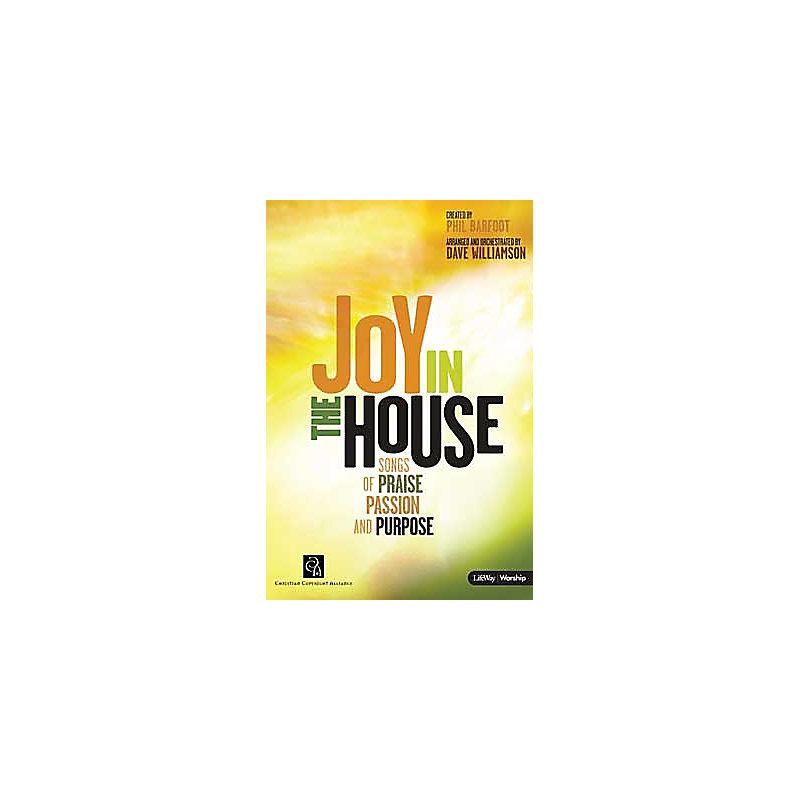 Joy in the House - Accompaniment CD