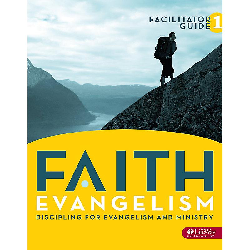FAITH Evangelism 1 - Facilitator Guide & CD