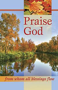 General Worship Bulletin: Praise God