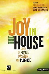 Joy in the House - Rehearsal Tracks