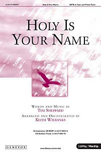 Holy Is Your Name - CD-ROM Orchestration (PDF)
