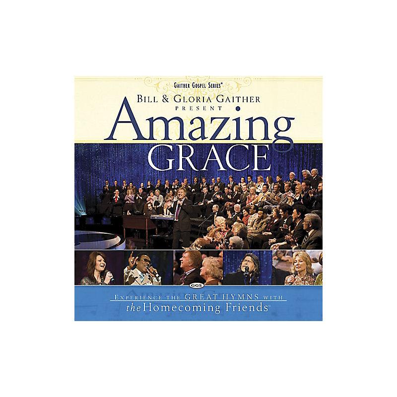 Amazing Grace Hymns CD