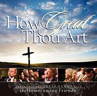 How Great Thou Art CD