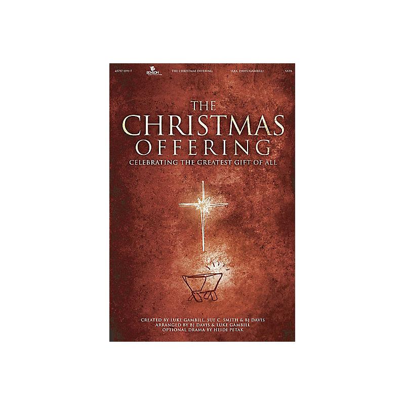 The Christmas Offering Accomp. CD (split)