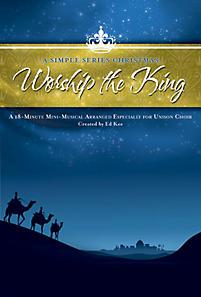 Worship The King CD