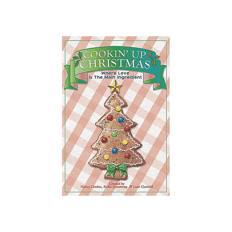 Cookin' Up Christmas Book/CD Pack