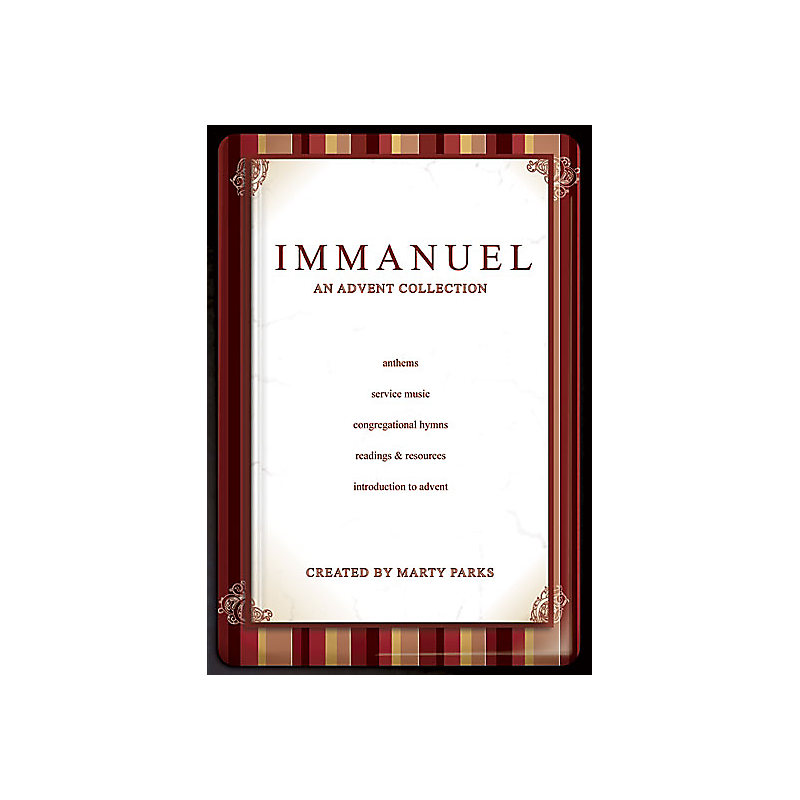 Immanuel - Accompaniment CD