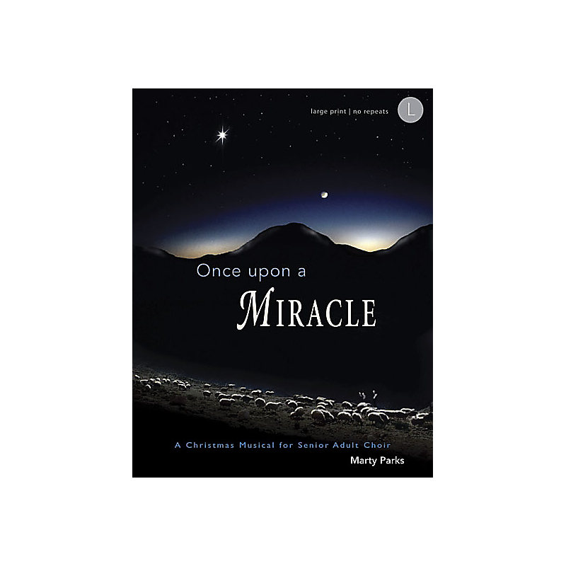 Once Upon A Miracle - Stereo Accompaniment CD