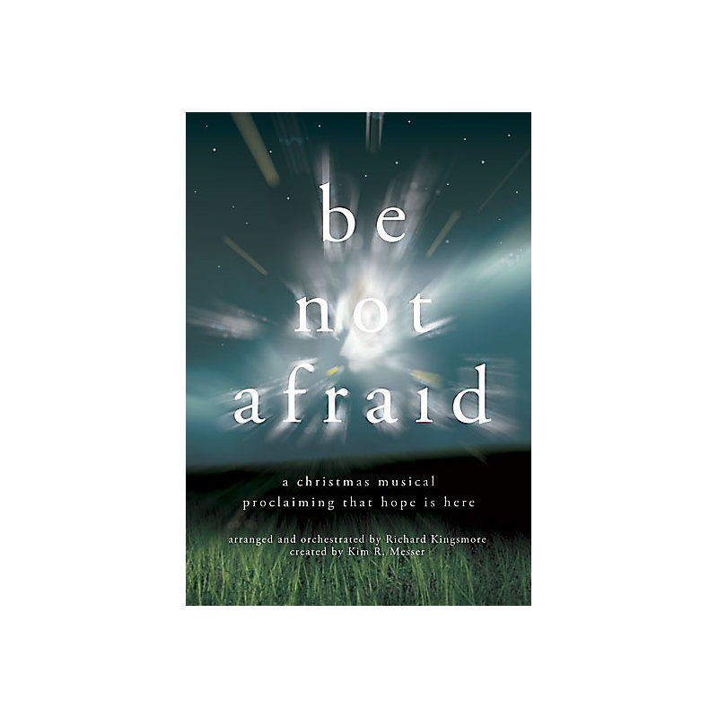 Be Not Afraid - Choral Book