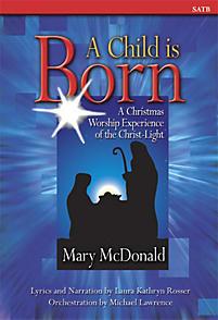 A CHILD IS BORN ACCOMP. CD (SPLIT)