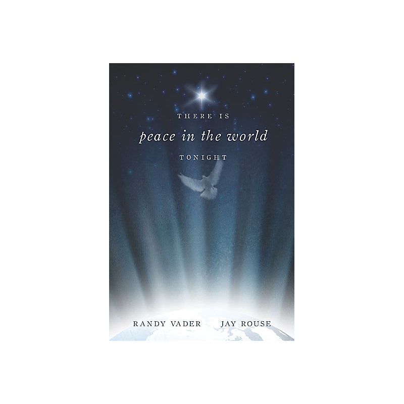 There Is Peace in The World Tonight - Listening CD