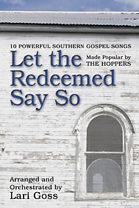 LET THE REDEEMED SAY SO ORCHESTRATION (CD-ROM/PDF)