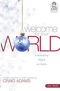 Welcome to Our World - Bulletins (Pack of 100)