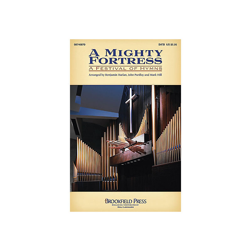A MIGHTY FORTRESS CHOIR CDS