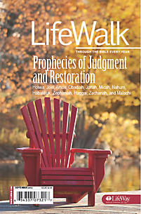 LifeWalk Devotional - September 2012