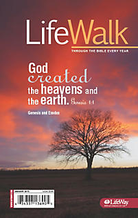 LifeWalk Devotional - January 2013