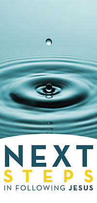 FAITH Next Steps in Following Jesus Leaflet
