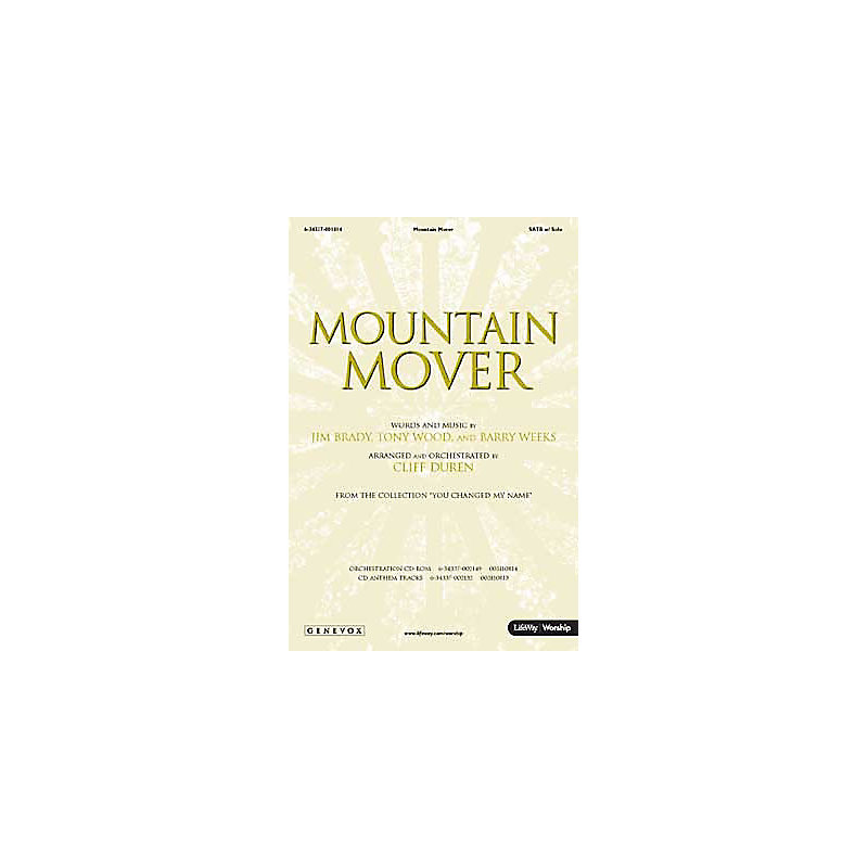 Mountain Mover - CD-ROM Orchestration (PDF)