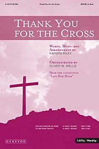 thank you for the cross chords pdf