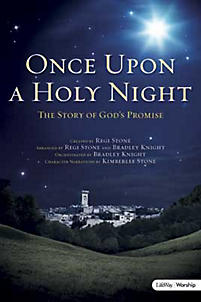 Once upon a Holy Night - CD Promo Pak