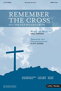 Remember the Cross - SATB Anthem with Solo