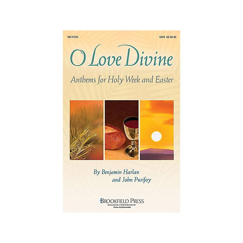 O LOVE DIVINE ACCOMPANIMENT CD