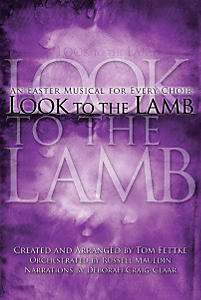 LOOK TO THE LAMB AD