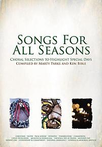 Songs for All Seasons - Split-Track Accompaniment CD
