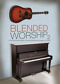 Blended Worship 2 - Stereo Accompaniment CD