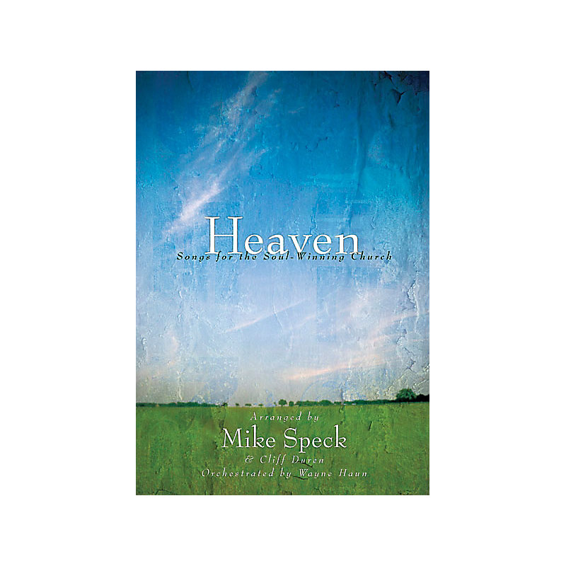 Heaven - Orchestration CD-ROM