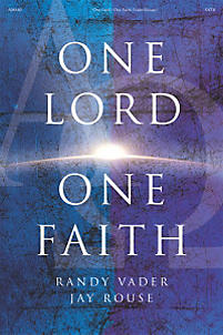 One Lord One Faith - CD Preview Pack