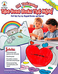 Take-Home Books That Move! - Old Testament