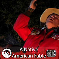 Fuel Fire Starters (Small Group Use) Video: Superheroes & Fables - A Native (Video Download)