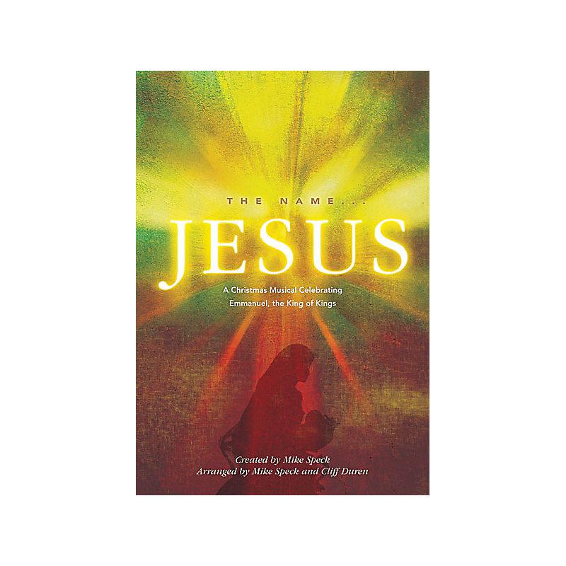 The Name?Jesus - Split-Track Accompaniment CD