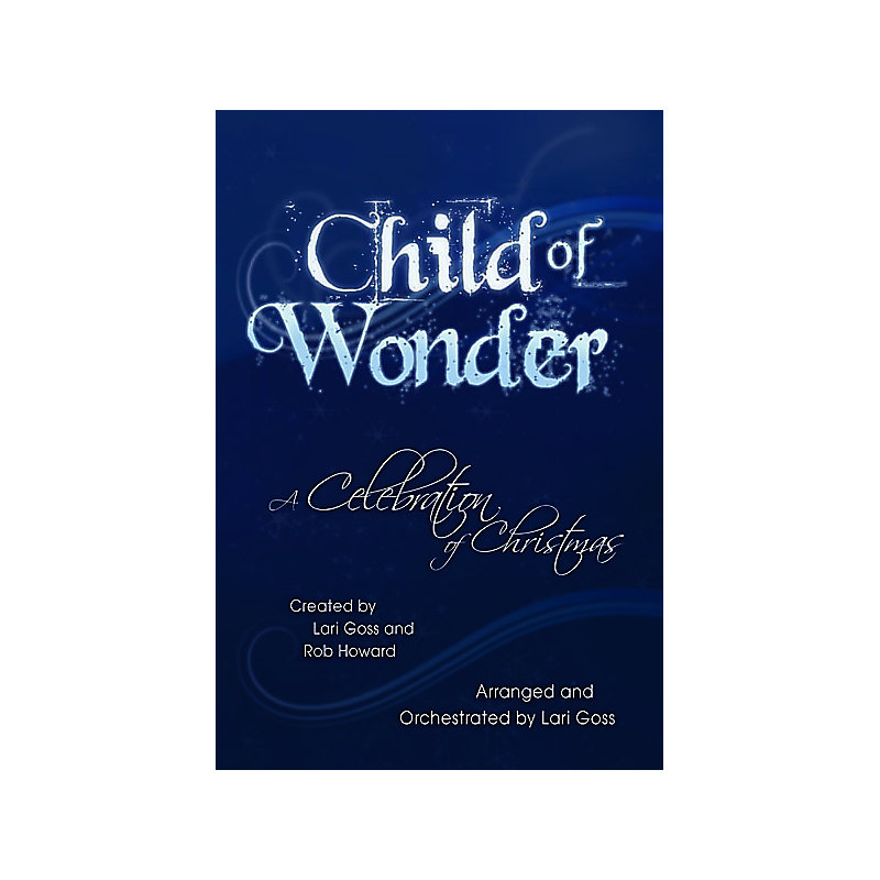 Child of Wonder Rehearsal CDs