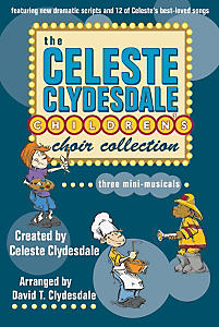 Celeste Clydesale Children's Choir Collection CD Preview Pack