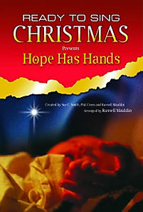 Hope Has Hands-Ready to Sing Christmas Split-Track Accompaniment CD