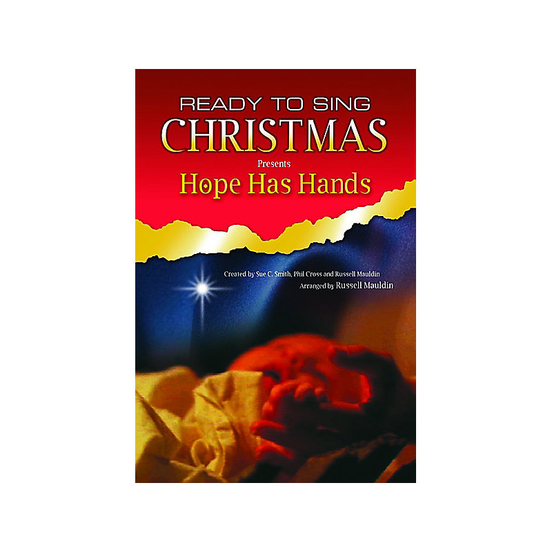 Hope Has Hands-Ready to Sing Christmas Alto Rehearsal Track CD