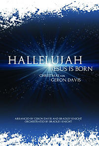 Hallelujah, Jesus Is Born Tenor Rehearsal Track CD