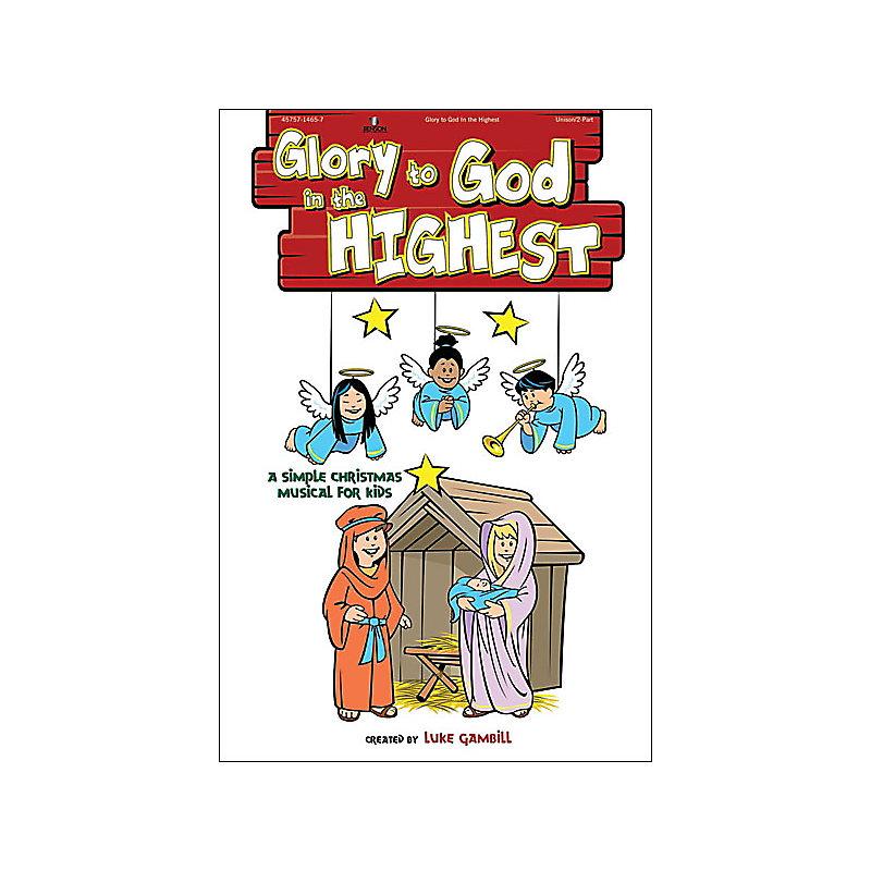 Glory to God in the Highest Split-Track Accompaniment CD