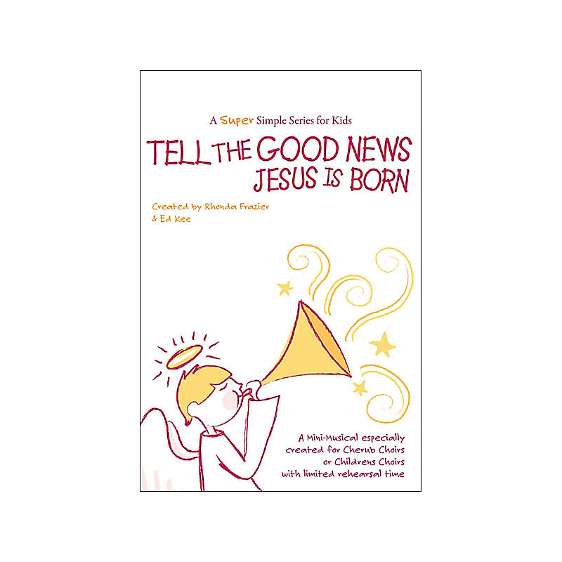 Tell the Good News Split-Track Accompaniment CD