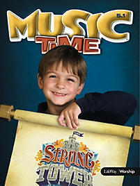 Music Time 5.1 Accompaniment / Listening CD