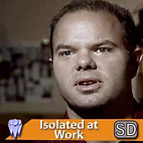 Isolated at Work (Video Download)
