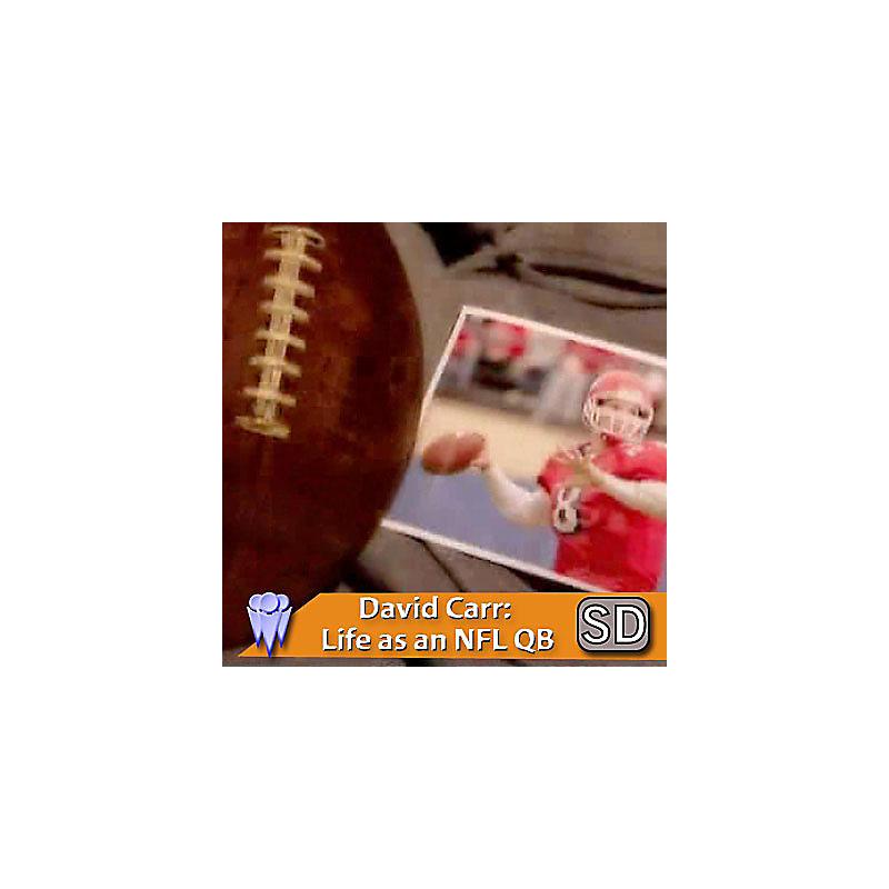 David Carr: Faith as an NFL Quarterback (Video Download)