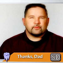 Thanks, Dad (Video Download)