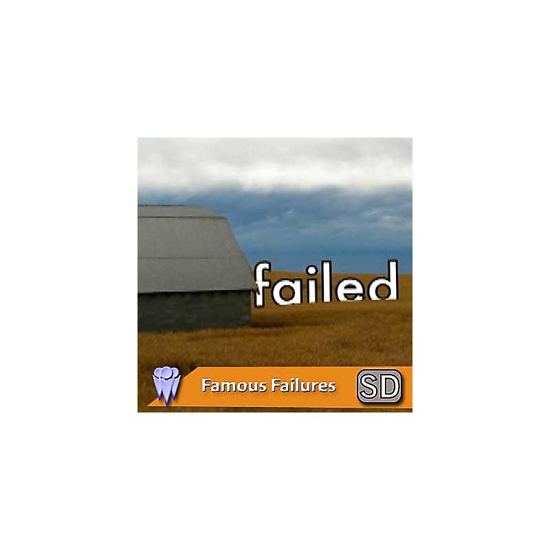 Famous Failures (Video Download)