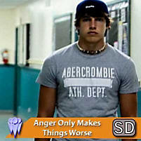 Anger Only Makes Things Worse (Video Download)