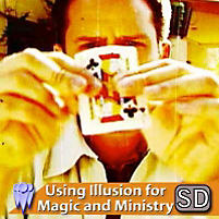 Using Illusion and Magic for Ministry Video