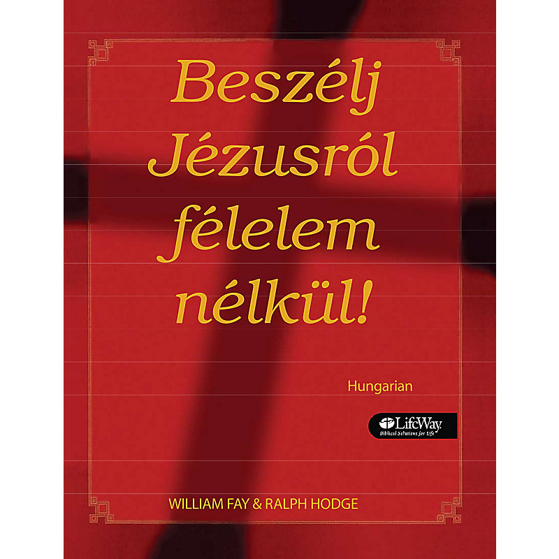 Share Jesus Without Fear - Hungarian