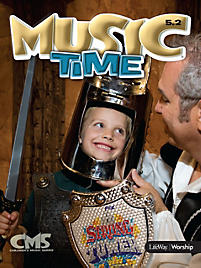 Music Time 5.2 Activity Book